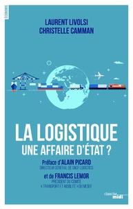 Histoiresdenlire.be La logistique, une affaire d'Etat ? Image