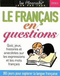 Laurent Loiseau - Le français en questions 2011.