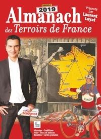 Laurent Luyat - Almanach des terroirs de France.