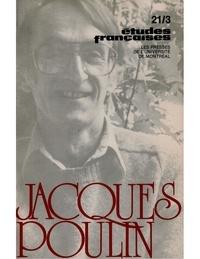 Laurent Mailhot et Gilles Marcotte - Volume 21 numéro 3.