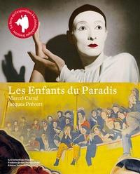 Laurent Mannoni et Stéphanie Salmon - Les Enfants du Paradis, Marcel Carné, Jacques Prévert - Exposition à la Cinémathèque française du 24 octobre 2012 au 27 janvier 2013.