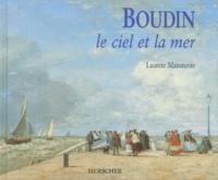 Laurent Manoeuvre - Boudin - Le ciel et la mer.