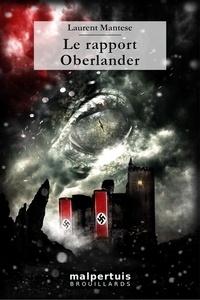 Laurent Mantese - Le rapport Oberlander.