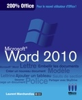 Laurent Marchandiau - Microsoft Word 2010.