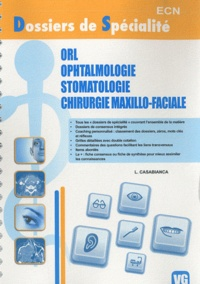 Laurent-Marie Casabianca - ORL ophtalmologie stomatologie chirurgie maxillo-faciale.