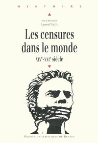 Deedr.fr Les censures dans le monde - XIXe-XXIe siècle Image