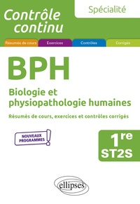 Laurent Martorell - Spécialité BPH 1re ST2S.