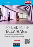Laurent Massol - Les LED pour l'éclairage - 2e éd..