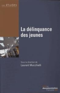 Laurent Mucchielli - La délinquance des jeunes.