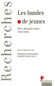 """Laurent Mucchielli et Marwan Mohammed - Les bandes de jeunes - Des """"blousons noirs"""" à nos jours."""