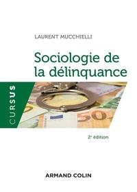 Laurent Mucchielli - Sociologie de la délinquance.