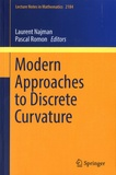 Laurent Najman et Pascal Romon - Modern Approaches to Discrete Curvature.