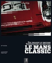 Laurent Nivalle et Robert Puyal - Le Mans Classic - Conservatoire des émotions.