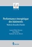 Laurent-Olivier Henrotte et Maud Effinier - Performance énergétique des bâtiments - Wallonie-Bruxelles-Flandre.