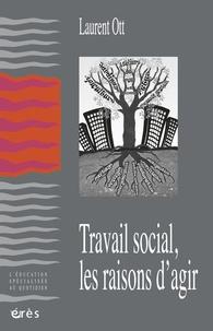 Ucareoutplacement.be Travail social, les raisons d'agir Image