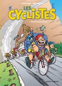 Laurent Panetier et Cédric Ghorbani - Les cyclistes Tome 1 : Premiers tours de roue.