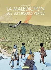 Histoiresdenlire.be La Malédiction des Sept Boules Vertes Intégrale Image