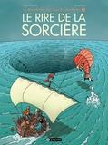 Laurent Parcelier et Samuel Epié - La Malédiction des Sept Boules Vertes Tome 5 : Le rire de la sorcière.