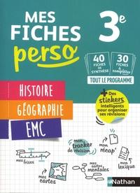 Pdf books free download gratuit gratuitement Histoire Géographie EMC 3e 9782091573762 (French Edition) par Laurent Pech, Julien Frugère CHM MOBI