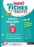 Laurent Pech - Histoire Géographie Enseignement moral et civique 3e.