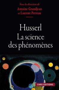 Husserl - La science des phénomènes.pdf