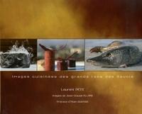 Laurent Petit - Images cuisinées des grands lacs des Savoie.
