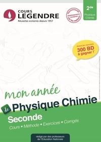 Laurent - Physique Chimie 2de - Cours, méthode, exercices, corrigés.
