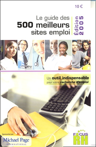 Laurent Pilliet - Le guide des 500 meilleurs sites d'emplois.