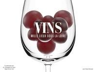 Laurent Polleau et Jean-Claude Bonnaud - Vins mille lieux sous la Loire.