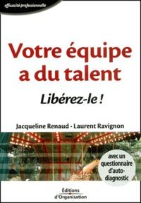Laurent Ravignon et Jacqueline Renaud - .
