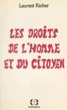 Laurent Richer - Les Droits de l'homme et du citoyen.