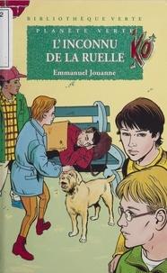 Laurent Richer - Planète verte  : L'inconnu de la ruelle.