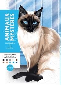 Laurent Rullier - Animaux mystères - 100 coloriages mystères.