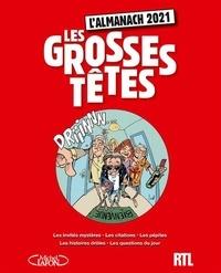 Laurent Ruquier - Les Grosses Têtes - L'almanach.