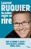 Laurent Ruquier - On a pas fini d'en rire ! - Saison 2012-2013.