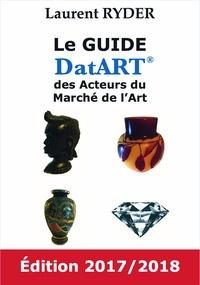 Laurent Ryder - Le Guide DatART des Acteurs du Marché de l'Art.