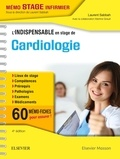 Laurent Sabbah - L'indispensable en stage de cardiologie.