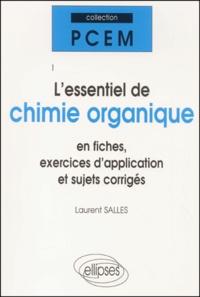 Lessentiel de chimie organique en fiches, exercices dapplication et sujets corrigés.pdf