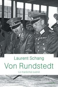 Téléchargez Google Books pour colorier les coins Von Rundstedt  - Le maréchal oublié DJVU (French Edition) 9782262083212