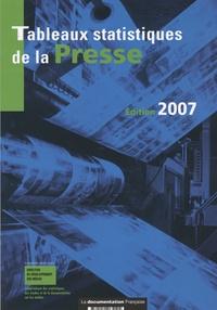 Laurent Sebbane - Tableaux statistiques de la presse.
