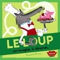 Laurent Simon - Le loup, un imagier à dévorer.