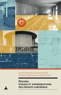 Laurent Solini et Jennifer Yeghicheyan - Prisons - Usages et appropriations des espaces carcéraux.