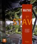 Laurent Souchard et Kilani Adouani - Maths 1e STAV.