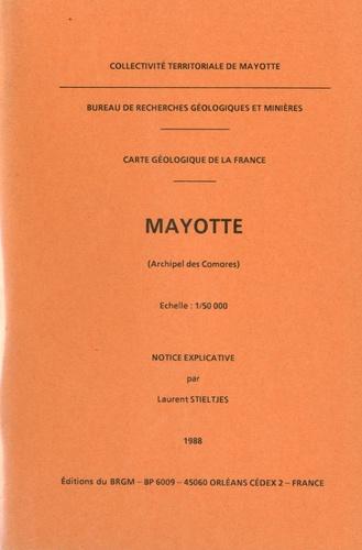Laurent Stieltjes - Mayotte.