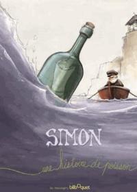 Laurent Tardy - Simon - Une histoire de poisson.