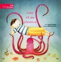 Laurent Theillet et Marion Arbona - Léo et sa pieuvre.