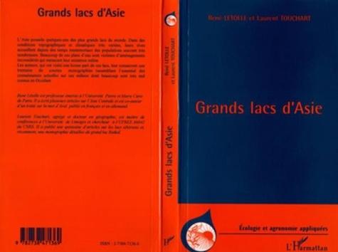 Laurent Touchart et René Létolle - Grands lacs d'Asie.