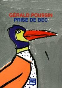 Gérald Poussin et Laurent Vallotton - Prise de bec.