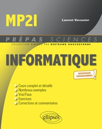 Laurent Vercouter - Informatique MP2I.