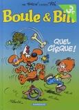 Laurent Verron et Jean Roba - Boule & Bill Tome 29 : Quel cirque ! - Opé l'été BD 2019.